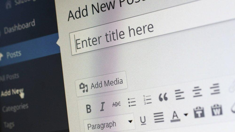 Wordpress Blog creation - to blog or not to blog   Fandango