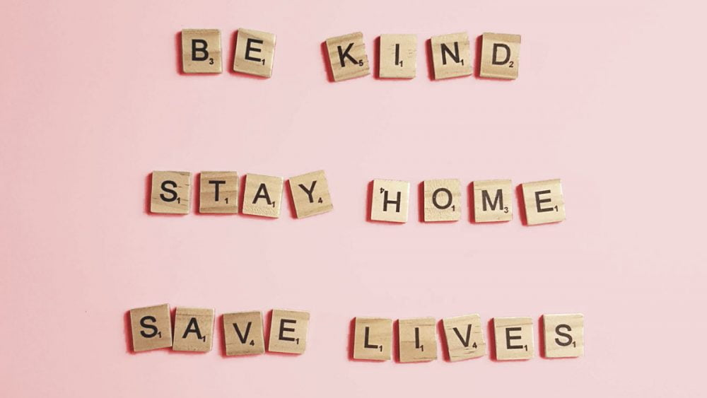 Stay Home Save Lives | Fandango Digital