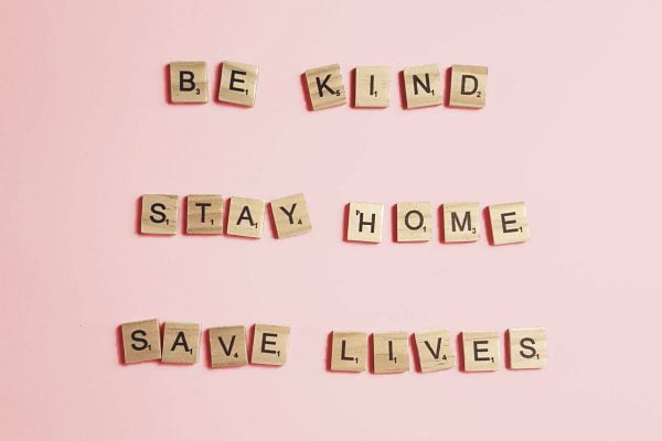 Stay Home Save Lives | Fandango Digital